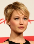 Jennifer's Cropped Hair